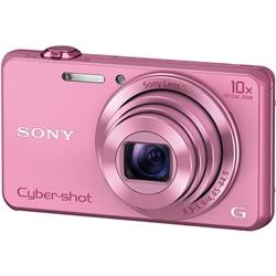ソニー DSC-WX220/P デジタルスチルカメラ Cyber-shot WX220 (1820万画素CMOS/光学x10) ピンク