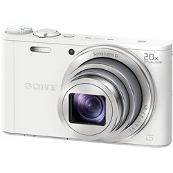 ソニー DSC-WX350/W デジタルスチルカメラ Cyber-shot WX350 (1820万画素CMOS/光学x20) ホワイト