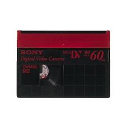 ソニー DVM60R3 ミニDVカセット 60分 ICメモリーなし