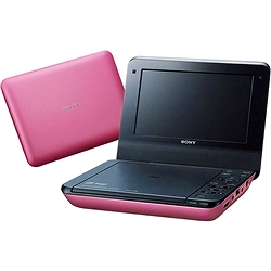 ソニー DVP-FX780/P CD/DVDプレーヤー FX780 ピンク