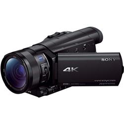 ソニー FDR-AX100 デジタル4Kビデオカメラレコーダー Handycam AX100