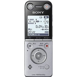 ソニー ICD-SX734 ステレオICレコーダー SX734 8GB