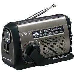 ソニー ICF-B88/S FM/AMポータブルラジオ