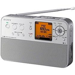 ソニー ICZ-R51 ポータブルラジオレコーダー R51