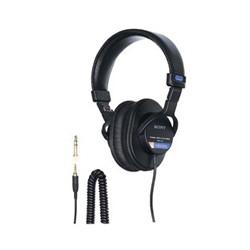 ソニー MDR-7506 ステレオヘッドフォン