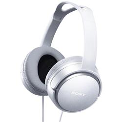 ソニー MDR-XD150/W ステレオヘッドホン ホワイト