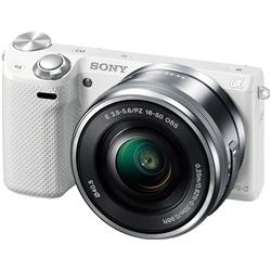 Sony NEX-5T パワーズームレンズキット NEX-5TL デジタルカメラ