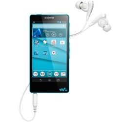 ソニー NW-F885/L ウォークマン Fシリーズ 16GB ブルー
