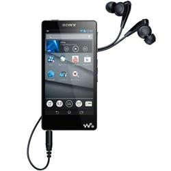 ソニー NW-F887/B ウォークマン Fシリーズ 64GB ブラック