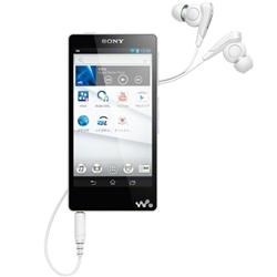 ソニー NW-F887/W ウォークマン Fシリーズ 64GB ホワイト