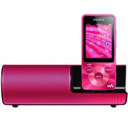 ソニー NW-S785K/P ウォークマン Sシリーズ スピーカー付 16GB ビビッドピンク