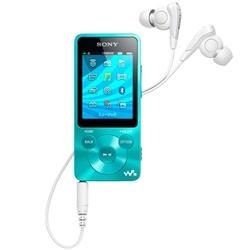 ソニー NW-S785/L ウォークマン Sシリーズ 16GB ブルー