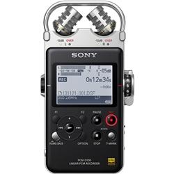 ソニー PCM-D100 リニアPCMレコーダー D100