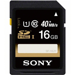 ソニー SF-16UY SDHCメモリーカード UHS-I 16GB Class10