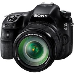 Sony α58 高倍率ズームレンズキット SLT-A58M デジタルカメラ