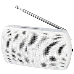 ソニー SRF-18/W ステレオポータブルラジオ ホワイト