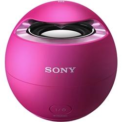 ioPLAZA【アイ・オー・データ直販サイト】ソニー SRS-X1/P ワイヤレスポータブルスピーカー ピンク
