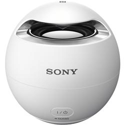 ソニー SRS-X1/W ワイヤレスポータブルスピーカー ホワイト
