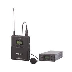 ソニー UWP-X7 UHFワイヤレスマイクロホンパッケージ