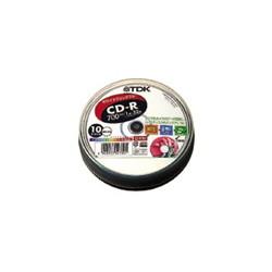 【クリックで詳細表示】TDK CD-R80EWX10PS