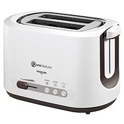 テスコム CT30-W トースター PureNtura (ホワイト)