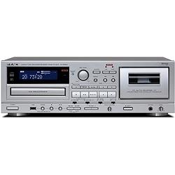 ティアック AD-RW900-S USB接続対応 CD/カセットレコーダー TEAC AD-RW900-S