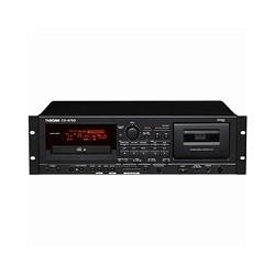 ティアック CD-A750 CD / カセット・コンビネーションプレーヤー TASCAM CD-A750 パラレルコントロール