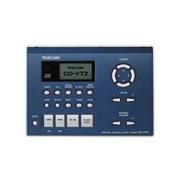 ティアック CD-VT2 CDボーカルトレーナー TASCAM CD-VT2 ベストセラー!ピッチ・テンポを落CD再生が可能