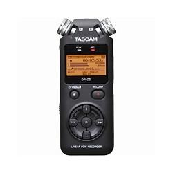 ティアック DR-05 リニアPCM/ICレコーダー TASCAM DR-05