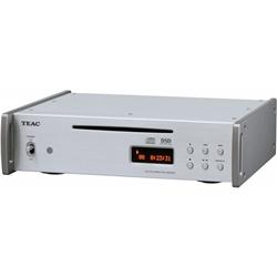 ティアック PD-501HR-S DSD/PCMディスク再生対応CDプレーヤー Reference 501 (シルバー)