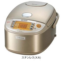象印マホービン NP-HJ18(XA) 圧力IH炊飯ジャー 1升 ステンレス