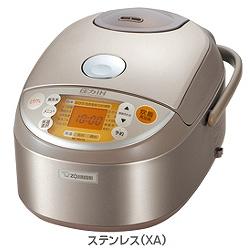 象印マホービン NP-NV18(XA) 圧力IH炊飯ジャー 1升 ステンレス