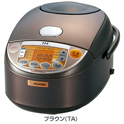 象印マホービン NP-VC10(TA) IH炊飯ジャー 5.5合 ステンレス