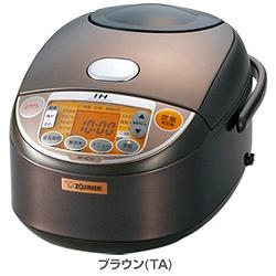 象印マホービン NP-VC18(TA) IH炊飯ジャー 1升 ステンレス
