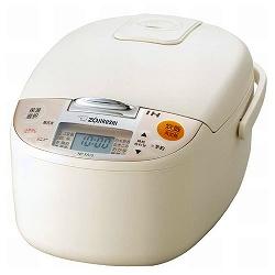 象印マホービン NP-XA10(CL) IH炊飯ジャー 5.5合 ステンレス