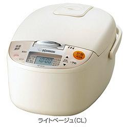 象印マホービン NP-XA18(CL) IH炊飯ジャー 1升 ステンレス