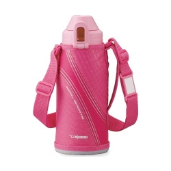 象印マホービン SD-AD08 PA ステンレスクールボトル 0.82L ピンク