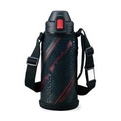 象印マホービン SD-AE08 RK ステンレスクールボトル 0.82L レッドブラック
