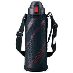 象印マホービン SD-AE10 RK ステンレスクールボトル 1.03L レッドブラック