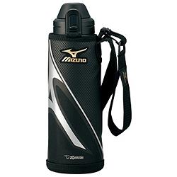 象印マホービン SD-AM10(BA) ステンレスクールボトル 1.0L MIZUNO ブラック