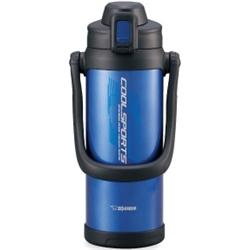 象印マホービン SD-BA20 AU 大容量ステンレスクールボトル 2.06L ストロングブルー