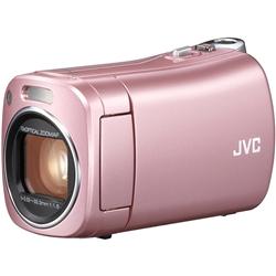 JVCケンウッド(ビクター) GZ-N1-P 8GBハイビジョンメモリームービー(ピンク)
