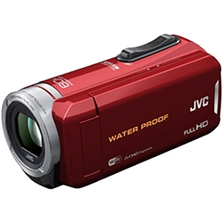 JVCケンウッド(ビクター) GZ-RX130-R 64GBハイビジョンメモリームービー(レッド)
