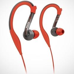 ioPLAZA【アイ・オー・データ直販サイト】フィリップス SHQ3200 汗に強いスポーツモデルイヤホン 耳から外れにくいイヤーフックタイプ