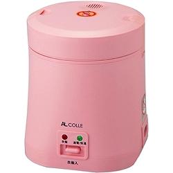 小泉成器 ARC103P ミニライスクッカー 0.5?1.5合炊き ピンク
