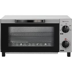 小泉成器 KOS1013S 温度調節機能付オーブントースター シルバー