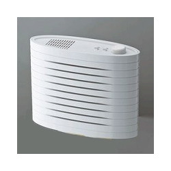 ioPLAZA【アイ・オー・データ直販サイト】ツインバード工業 AC-4235W マイナスイオン発生空気清浄機ファンディスタイル