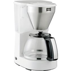 メリタジャパン MKM-4101/W エコノミカル 大容量コーヒーメーカー 10カップ ホワイト