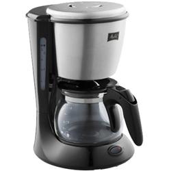 メリタジャパン MKM-533/B 家庭用コーヒーメーカー ステップス 2?5杯用 ブラック