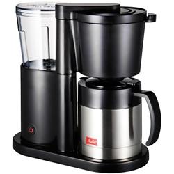 メリタジャパン MKM-535/B 家庭用コーヒーメーカー ノイエ 2?5杯用 ジェットブラック